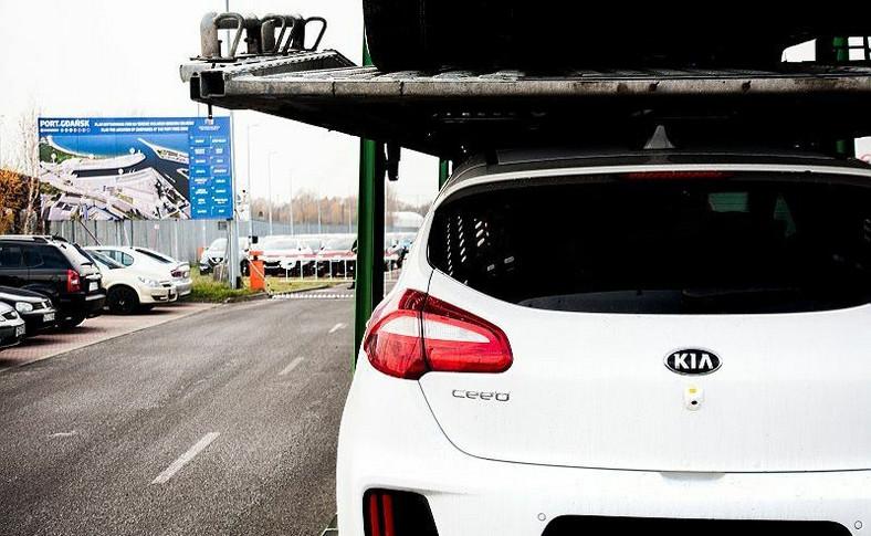 Kia na Słowacji poza modelem Cee'd, produkuje także m.in. bestsellerowy SUV Sportage