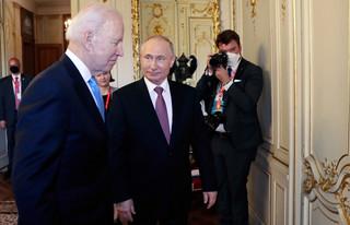 Rosja i USA zgodne, że się nie zgadzają