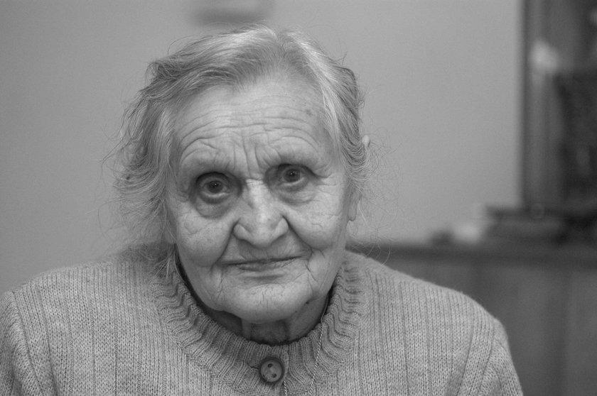 Zmarła najstarsza Polka. Miała 114 lat