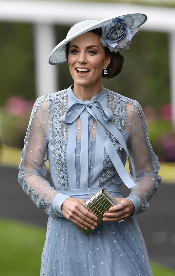 Royal Ascot: księżna Kate Middleton
