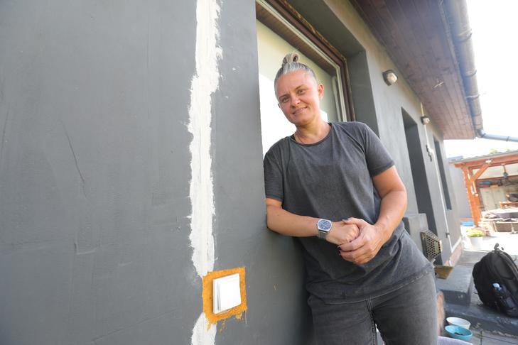 80 lakást érint a probléma / Fotó: Varga Imre