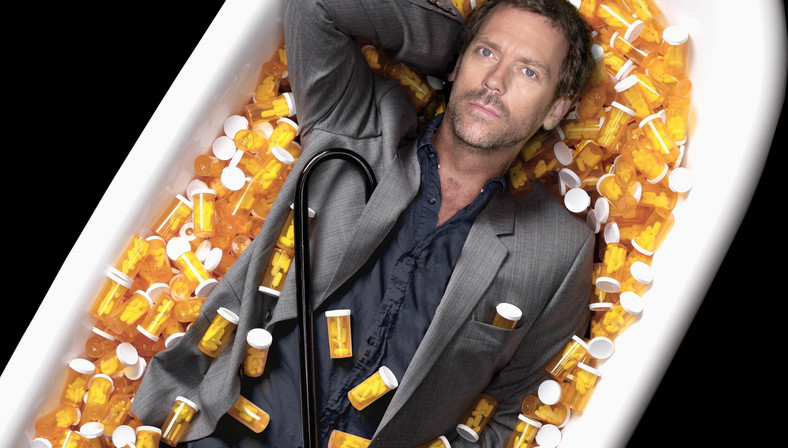 """Dr House"", fot. FOX"