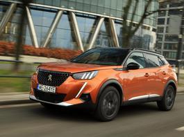 Peugeot 2008 1.2 aut. – szybki, praktyczny, urodziwy