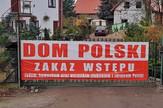 Poljska, Hostel, Fašistička poruka