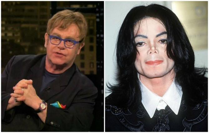 Elton šokirao svet navodima o Džeksonu