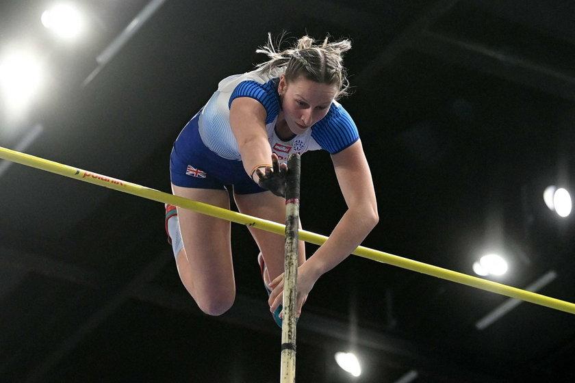 Holly Bradshaw wywalczyła w HME brąz w skoku o tyczce