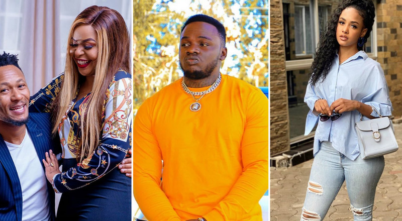 Size 8 accuses husband of sexually starving her, Diamond doesn't support his son – Tanasha and other top stories this week