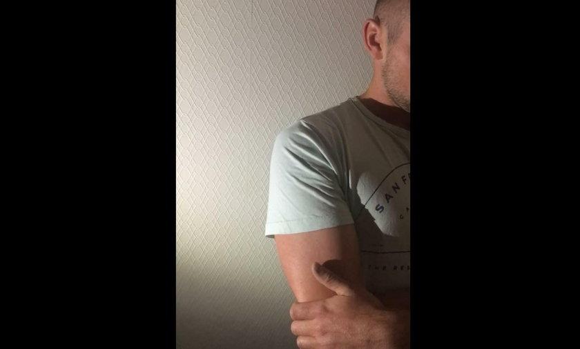 Szczecińska policja bada nagranie domniemanego ojca zabranego ze szpitala noworodka