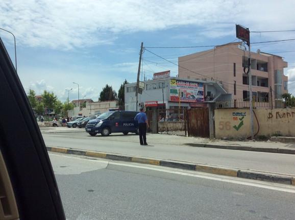 Prazne ulice u Tirani zbog posete premijera Srbije