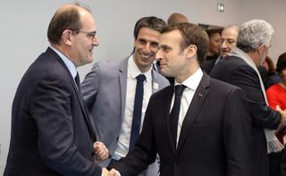 Premier Francji ogłasza obowiązek noszenia masek, zapowiada głęboką recesję