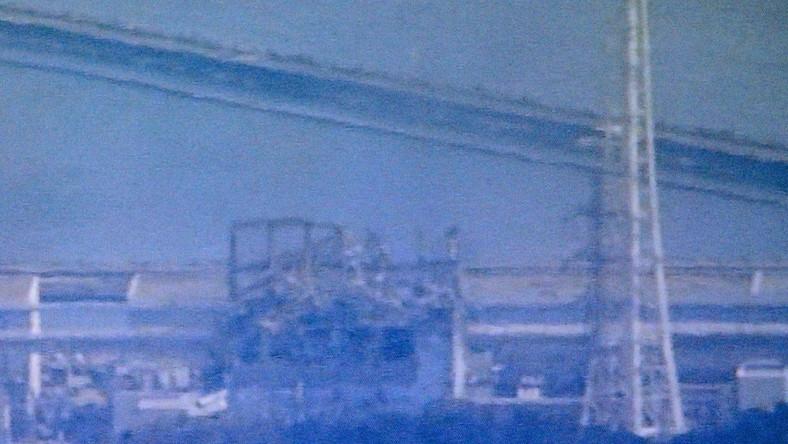 W elektrowni Fukushima nie widać już płomieni