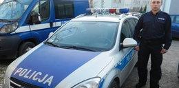 Policjant znalazł fortunę w rowie i oddał ją właścicielom