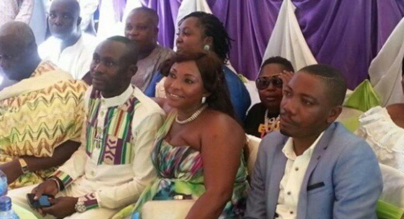 Ghanaian actress, Rose Mensah, explains leaving husband 4 days after wedding