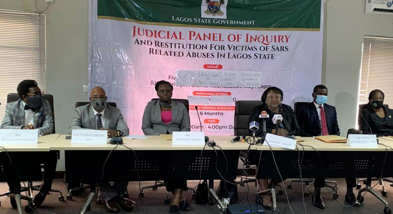 Lagos panel awards N162m to 4 victims of police brutality (AriseTV)