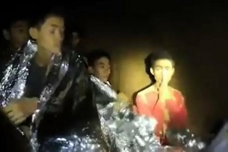 tajland pećina spasavanje adul sam-on
