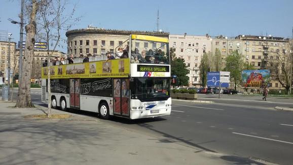 Turisti okupirali Beograd
