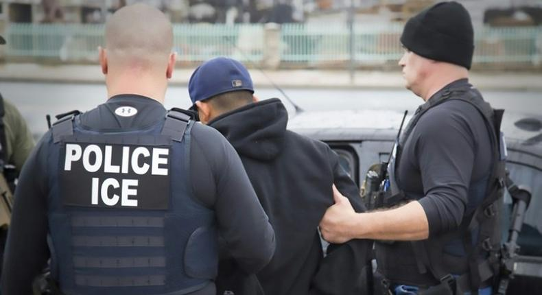 The secretary of the Department of Homeland Security, John Kelly, said a crackdown on illegal immigrants was needed to tackle a problem that has overwhelmed government resources