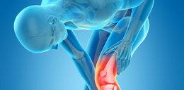 Dlaczego boli kolano?