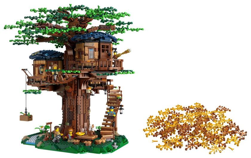 """Zestaw Lego """"Domek na drzewie"""""""