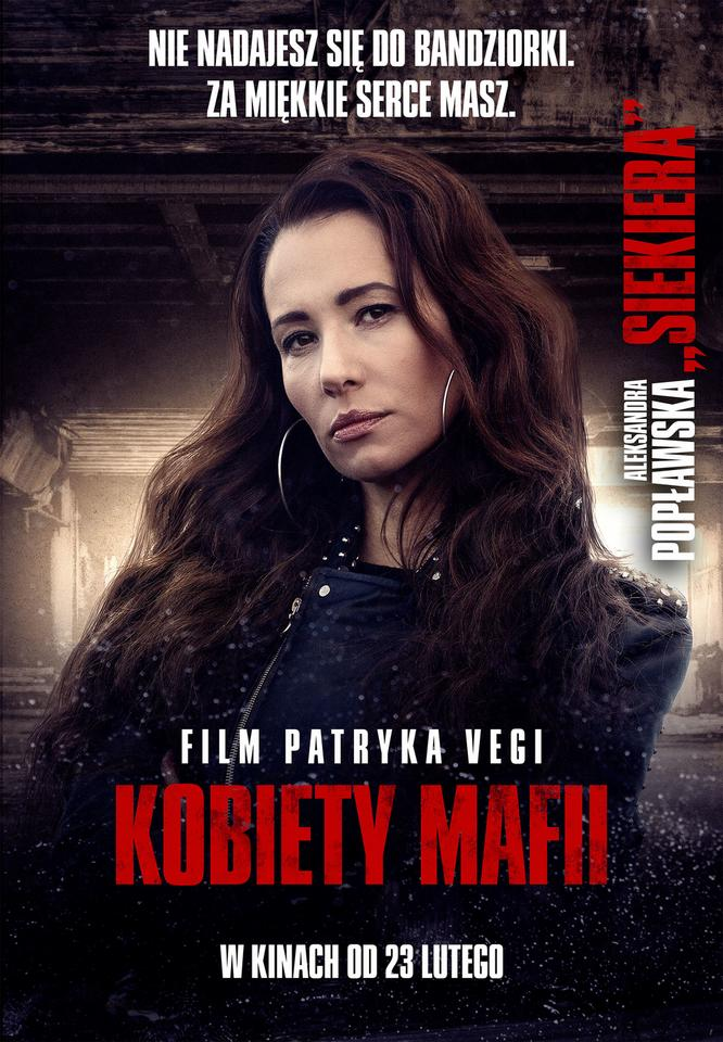 """Kobiety mafii"": poznaj bohaterki filmu"