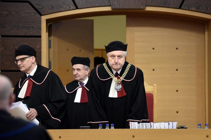 Prezes Trybunału Konstytucyjnego