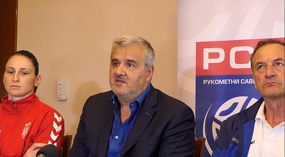 Jovana Stoiljkovic, Božidar Djurkovic i Ljubomir Obradovic