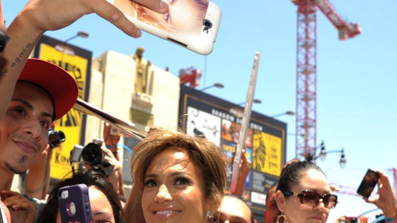 """Jennifer Lopez to """"czarująca, słodka, zabawna osoba"""""""