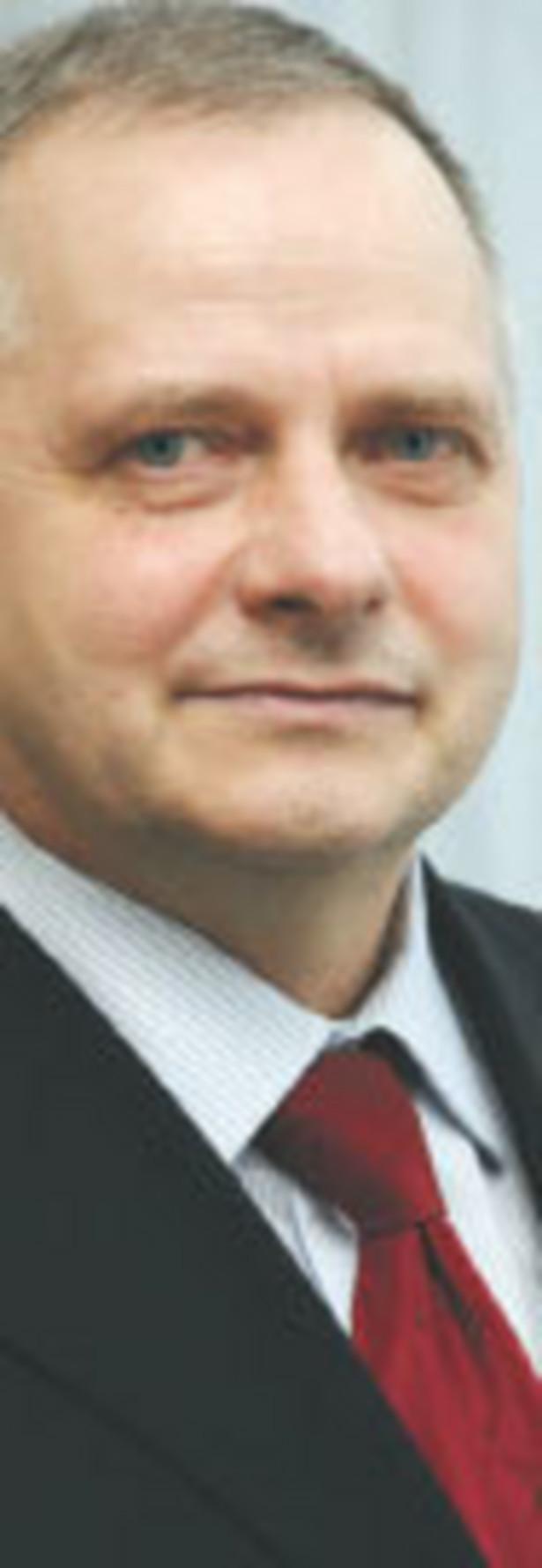 Leszek Świętalski, członek Zarządu Związku Gmin Wiejskich, wójt gminy Stare Bogaczowice