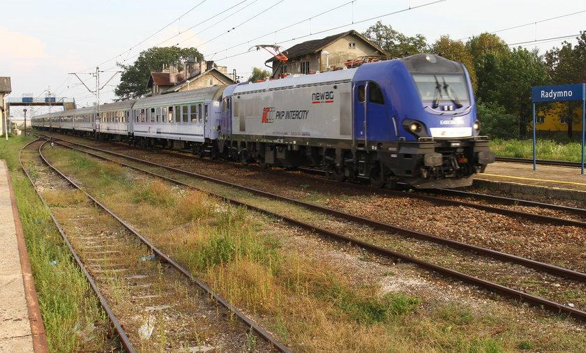 Z powodu zmiany czasu 17 pociągów Intercity będzie miało godzinn postój