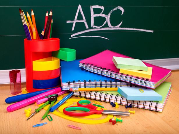 szkoła, wyprawka szkolna
