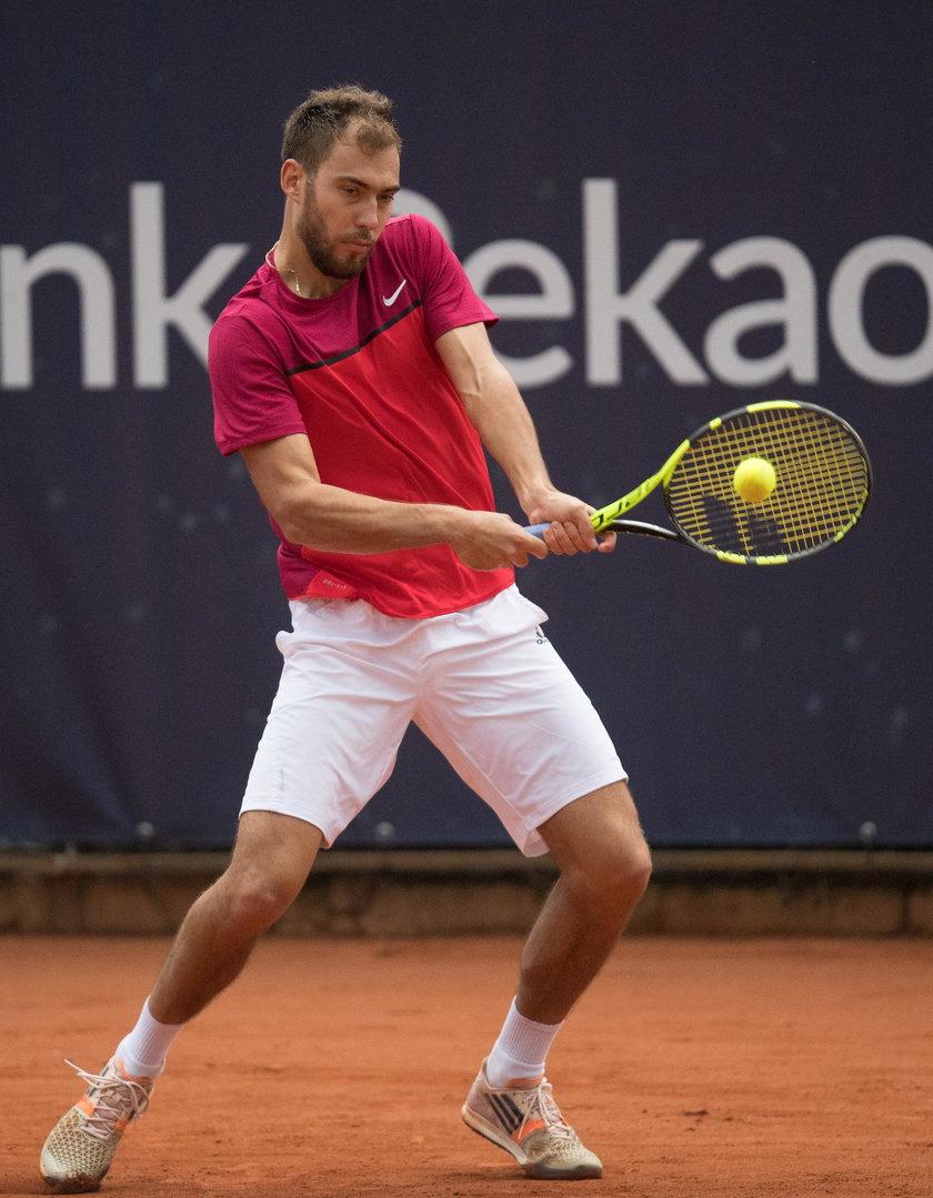 Pekao Szczecin Open. ATP Challenger Tour. Tenis ziemny. Szczecin 2017.09.12