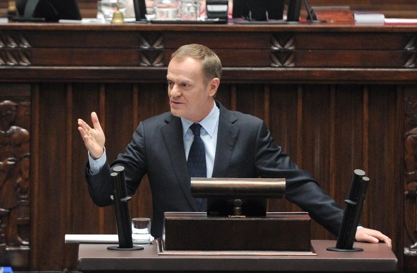 Gliński: To Tusk wprowadził do polityki nienawiść