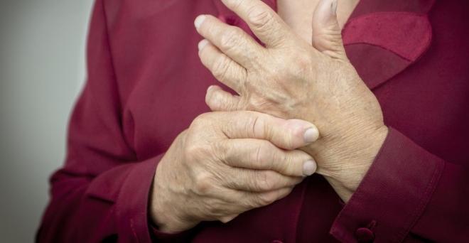 kézfej ízületi gyulladása