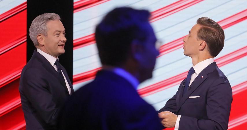 Debata prezydencka- gospodarka. Wybory prezydenckie 2020