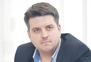 Karol Wójcik prawnik, przewodniczący rady programowej Związku Pracodawców Gospodarki Odpadami (ZPGO)