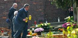 Prezydent odwiedził groby bliskich