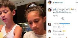 Jennifer Lopez nagrała swoje dzieci. Fani zachwyceni: wow
