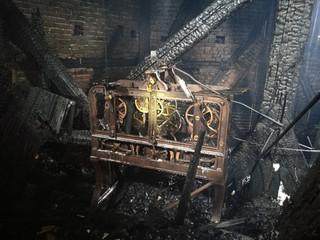 Prokuratura: oto przyczyna pożaru w gorzowskiej katedrze