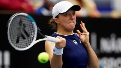 Nieudany rewanż za French Open. Maria Sakkari ponownie lepsza od Igi Świątek