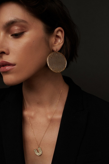 Kampania kolekcja biżuterii Więzi marki Umiar