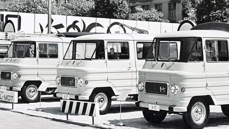 Historia polskiej motoryzacji - jak powstał Żuk