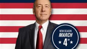 """House of Cards"": data premiery i teaser czwartego sezonu"