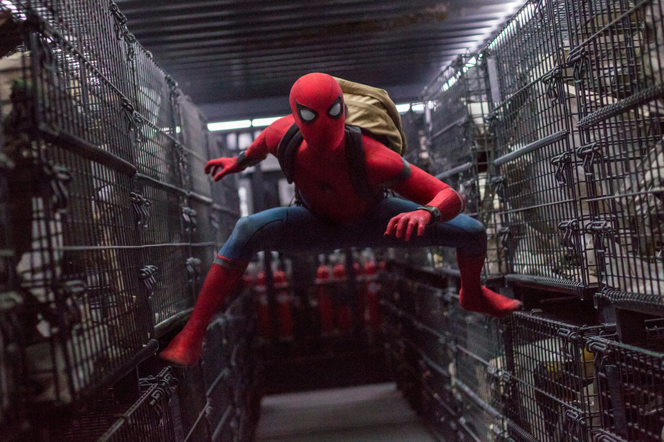 """Spider-Man: Homecoming"" (2016)"