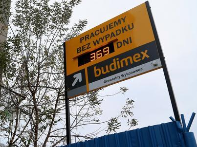 Budimex w 2017 roku zanotował wzrost zysku, zysku operacyjnego i przychodów rok do roku