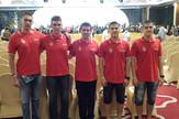 Tim Srbije u Indoneziji