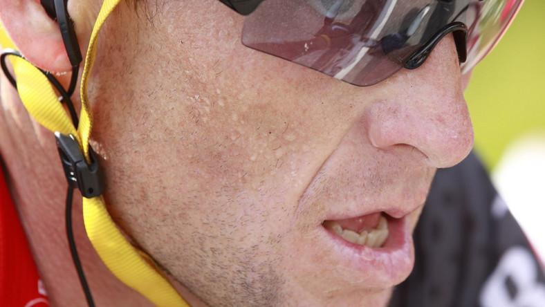 Armstrong po raz piąty został ojcem