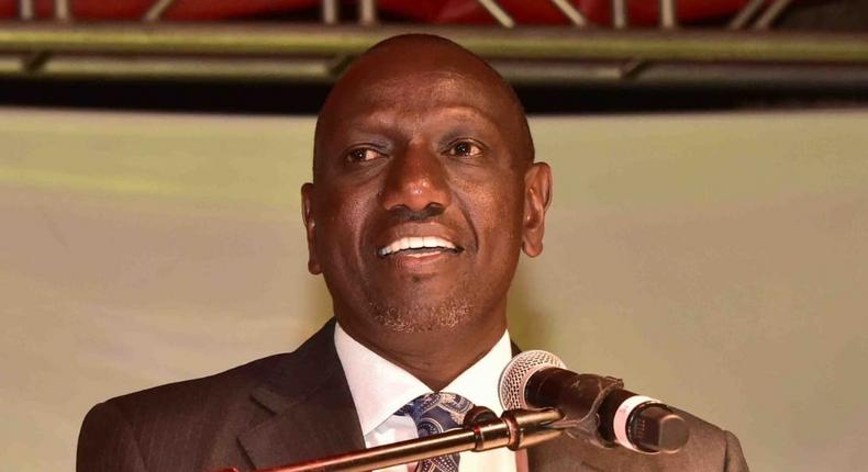 Deputy President William Ruto releases 2 letters written by his Head of Security about Sergeant Kipyegon Kenei