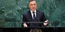 Andrzej Duda przemówił w ONZ. Poruszył te fundamentalne kwestie