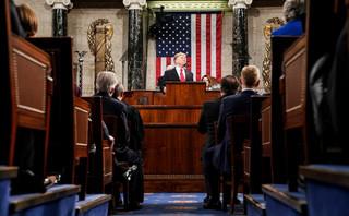 USA: Prezydenckie orędzia o decydują o losach świata