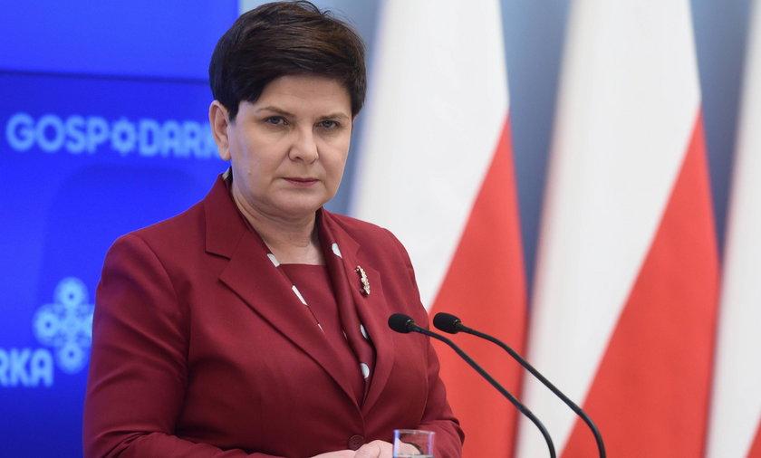 Mieszkanka Krakowa doniosła na premier Beatę Szydło do prokuratury